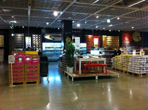 家具だけじゃない!IKEAで食べられる安心フード(マーケット編)